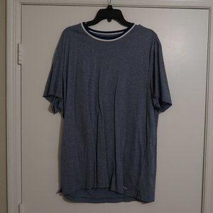 Michael Kors t-shirt blue white XXL
